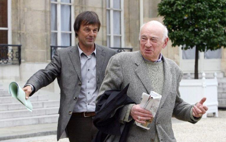 Edgard Morin et Nicolas Hulot, parrains de Genève 2020